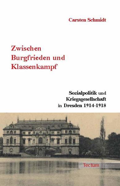 Zwischen Burgfrieden und Klassenkampf - Coverbild