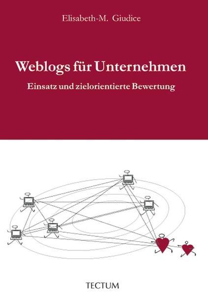 Weblogs für Unternehmen - Coverbild
