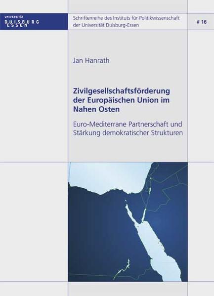 Zivilgesellschaftsförderung der Europäischen Union im Nahen Osten - Coverbild
