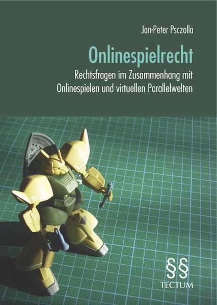 Onlinespielrecht - Coverbild