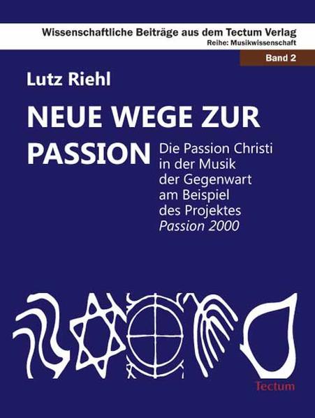 Neue Wege zur Passion - Coverbild