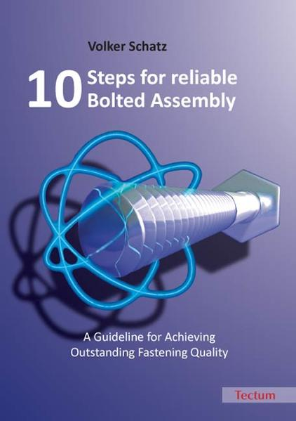 10 Steps for Reliable Bolted Assembly - Coverbild