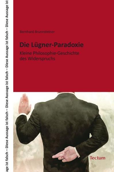 Die Lügner-Paradoxie - Coverbild