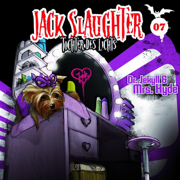 Jack Slaughter - Tochter des Lichts / Dr. Jekyll und Mrs. Hyde - Coverbild