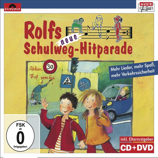 Rolfs neue Schulweg-Hitparade - Coverbild