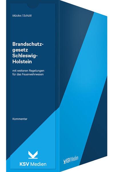 Brandschutzgesetz Schleswig-Holstein - Coverbild