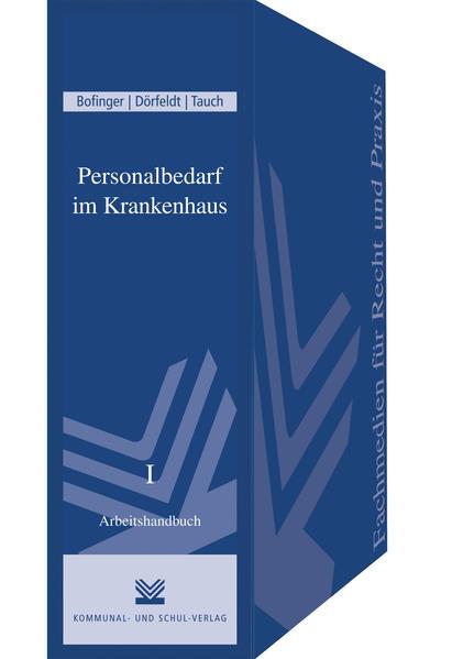 Personalbedarf im Krankenhaus - Coverbild