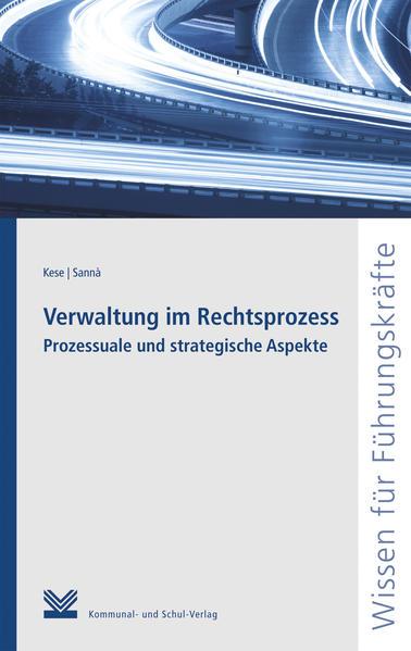 Verwaltung im Rechtsprozess - Coverbild