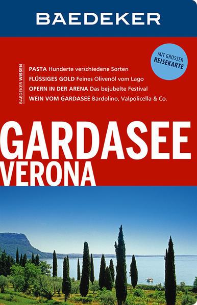 Baedeker Reiseführer Gardasee, Verona PDF Download