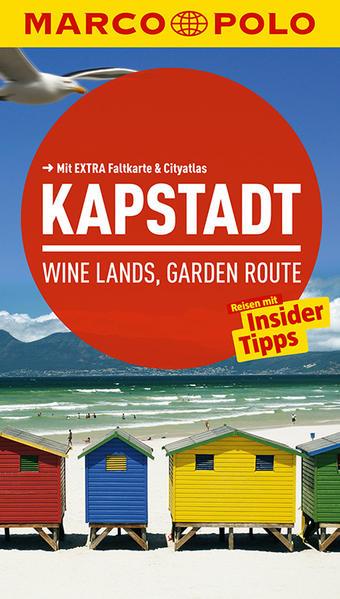 MARCO POLO Reiseführer Kapstadt, Wine-Lands und Garden Route - Coverbild