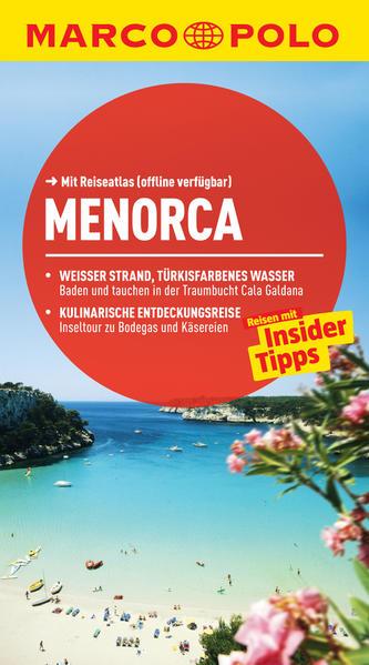 MARCO POLO Reiseführer Menorca - Coverbild