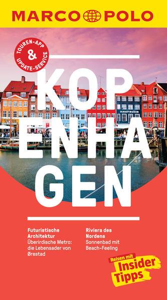 MARCO POLO Reiseführer Kopenhagen - Coverbild