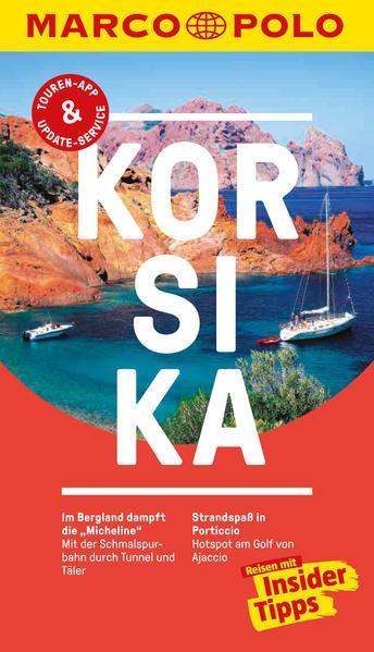 MARCO POLO Reiseführer Korsika - Coverbild