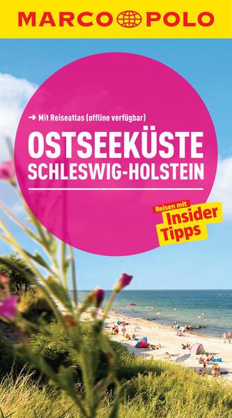 MARCO POLO Reiseführer Ostseeküste, Schleswig-Holstein - Coverbild