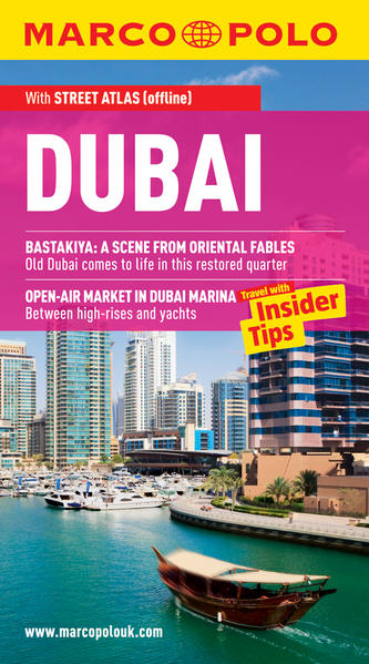 Dubai MARCO POLO Travel Guide PDF Kostenloser Download