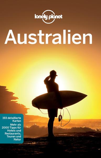 Lonely Planet Reiseführer Australien - Coverbild