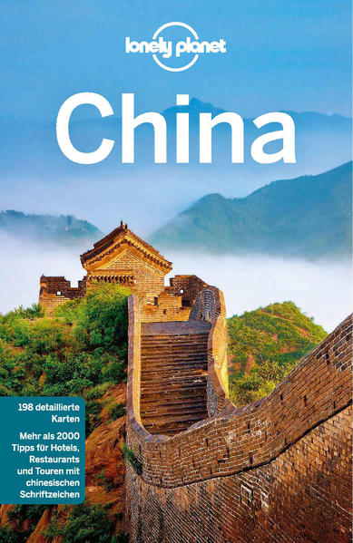 Lonely Planet Reiseführer China - Coverbild