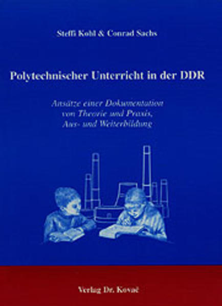 Polytechnischer Unterricht in der DDR - Coverbild