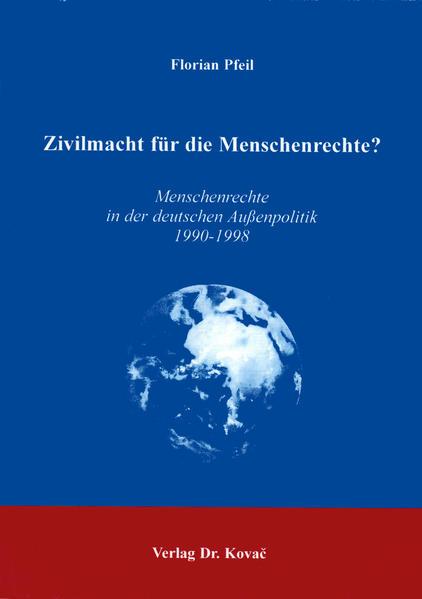 Zivilmacht für die Menschenrechte? - Coverbild