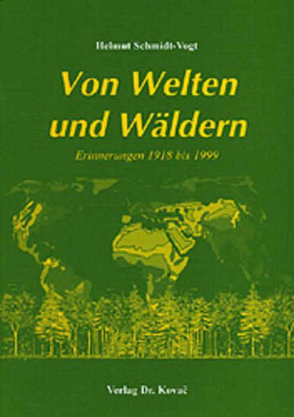 Von Welten und Wäldern - Coverbild