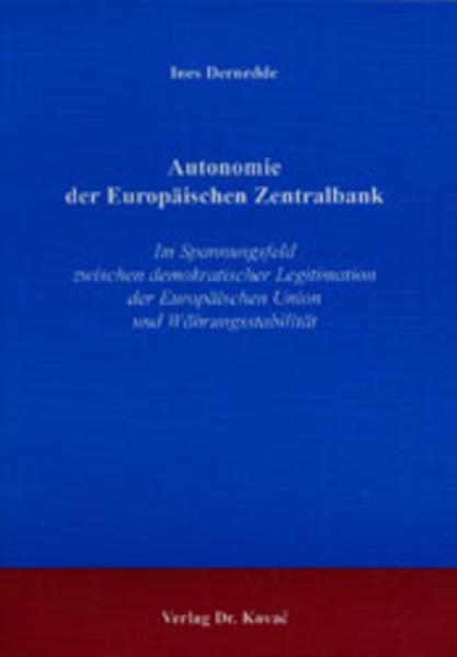 Autonomie der Europäischen Zentralbank Epub Kostenloser Download