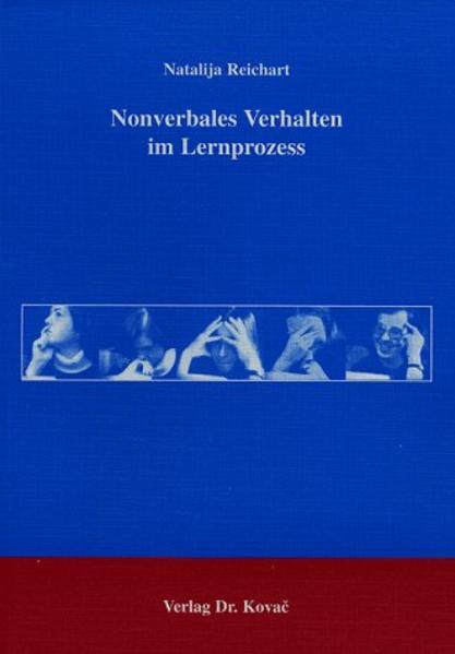 Nonverbales Verhalten im Lernprozess - Coverbild