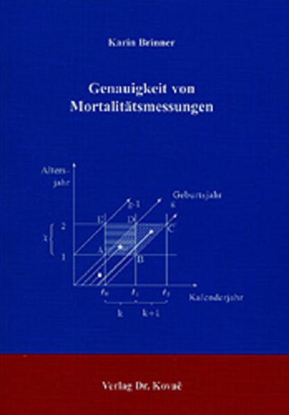 Genauigkeit von Mortalitätsmessungen - Coverbild