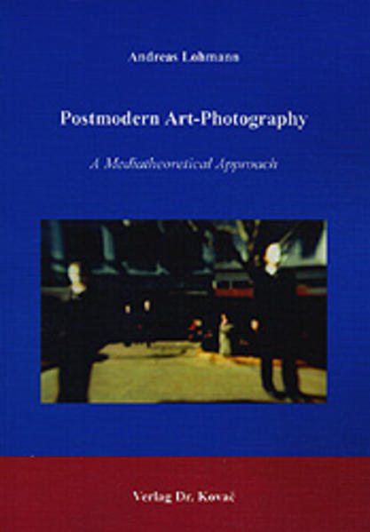 Postmodern Art-Photography - Coverbild