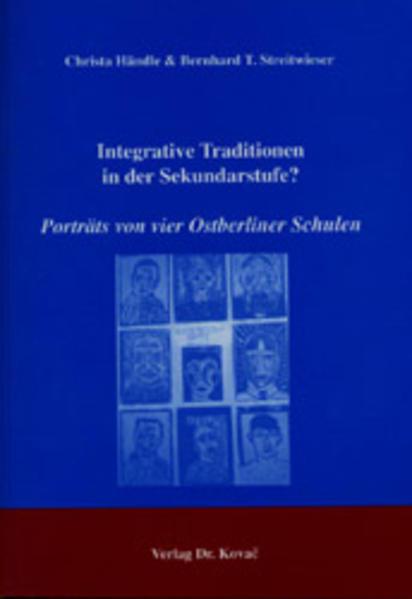 Integrative Traditionen in der Sekundarstufe? - Coverbild
