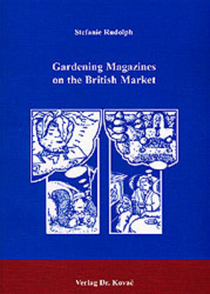 Gardening Magazines on the British Market - Coverbild