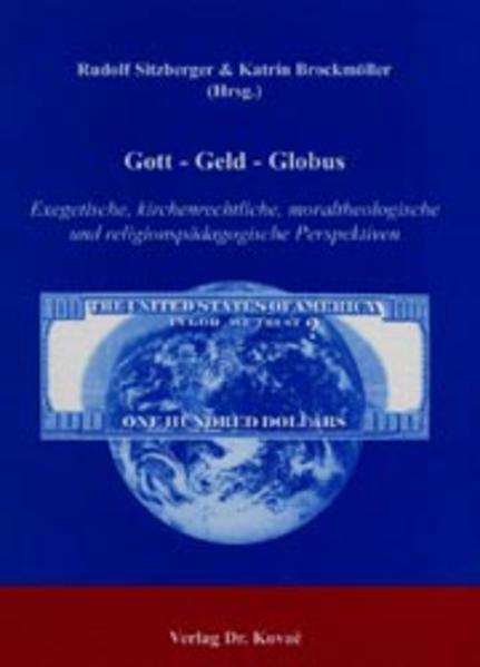 Gott - Geld - Globus - Coverbild