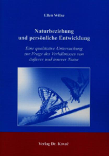 Naturbeziehung und persönliche Entwicklung - Coverbild