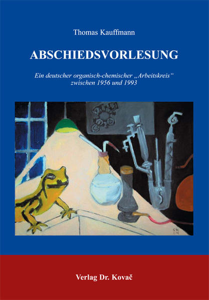 Abschiedsvorlesung - Coverbild