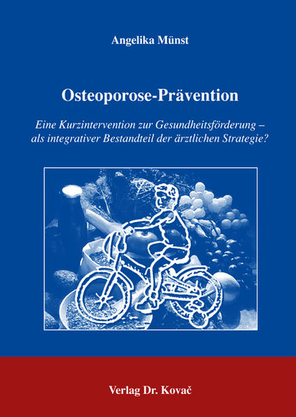 Osteoporose-Prävention - Coverbild