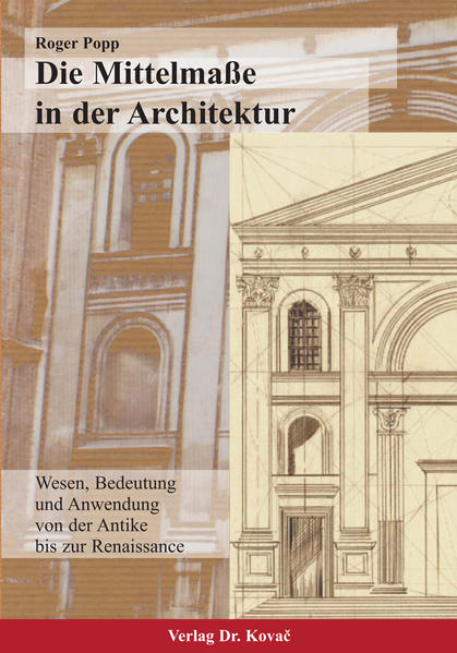 Die Mittelmasse in der Architektur - Coverbild