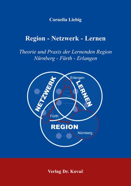 Region - Netzwerk - Lernen - Coverbild
