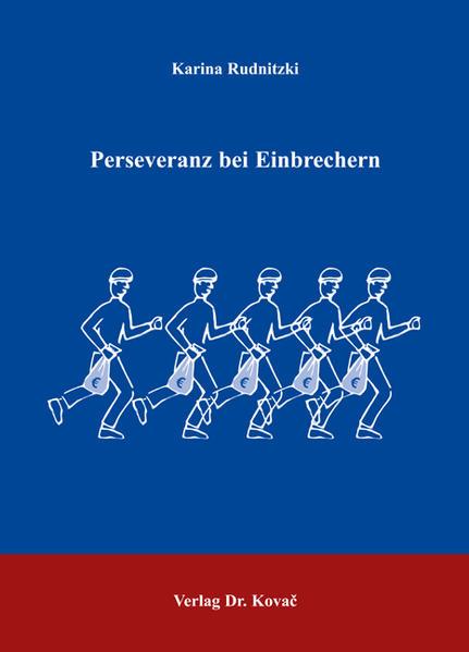Perseveranz bei Einbrechern - Coverbild