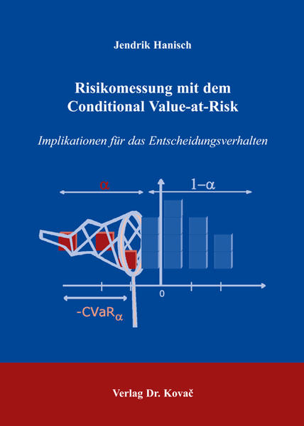Risikomessung mit dem Conditional Value-at-Risk - Coverbild