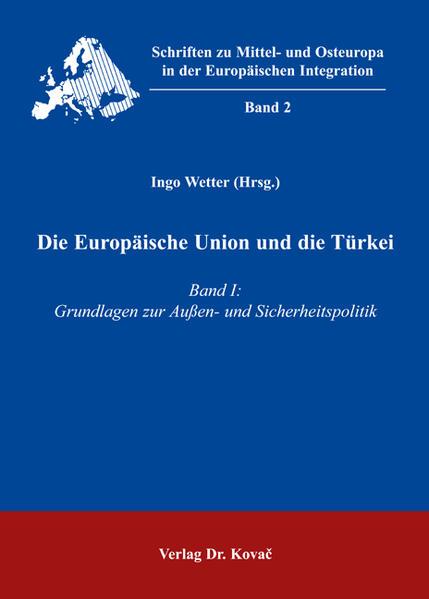 Ebooks Die Europäische Union und die Türkei PDF Herunterladen
