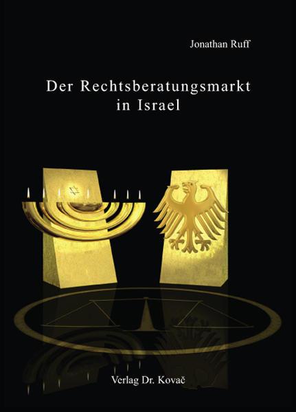 Der Rechtsberatungsmarkt in Israel - Coverbild