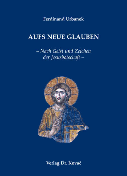 Aufs Neue glauben - Coverbild