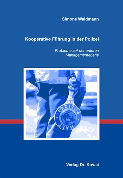 Kooperative Führung in der Polizei - Coverbild