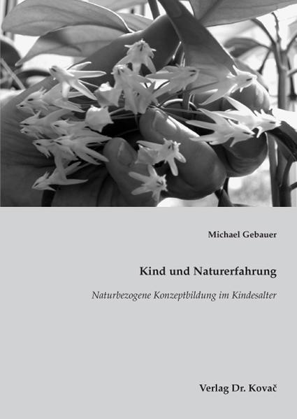 Kind und Naturerfahrung - Coverbild