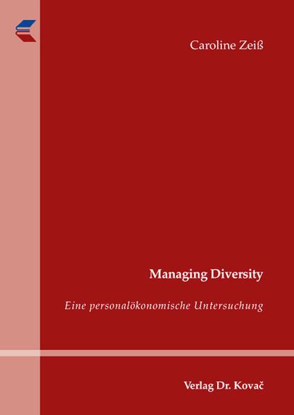 Managing Diversity - Coverbild