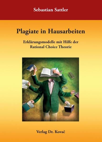Plagiate in Hausarbeiten - Coverbild
