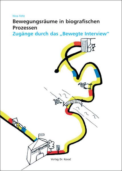 Bewegungsräume in biografischen Prozessen - Coverbild