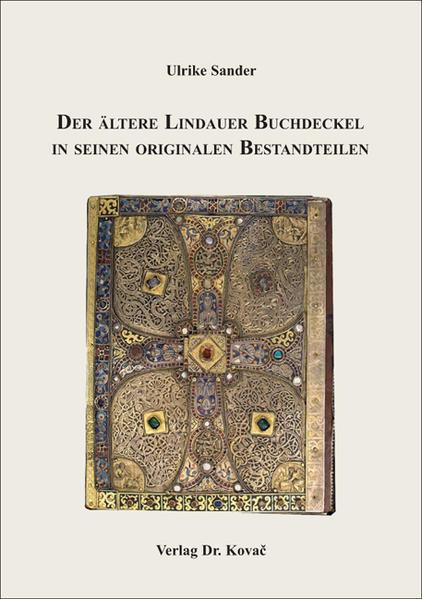 Der ältere Lindauer Buchdeckel in seinen originalen Bestandteilen - Coverbild