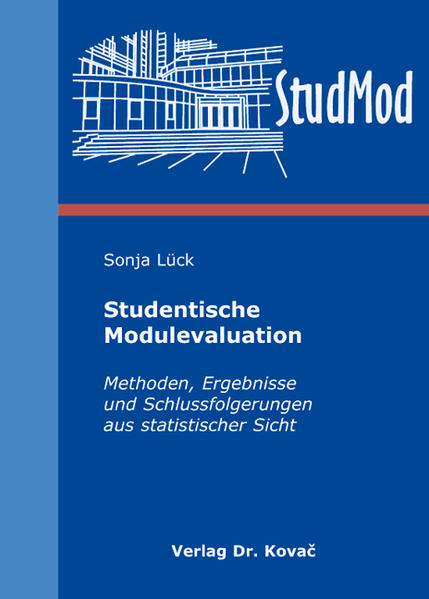 Studentische Modulevaluation - Coverbild