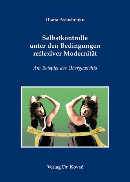 Selbstkontrolle unter den Bedingungen reflexiver Modernität - Coverbild