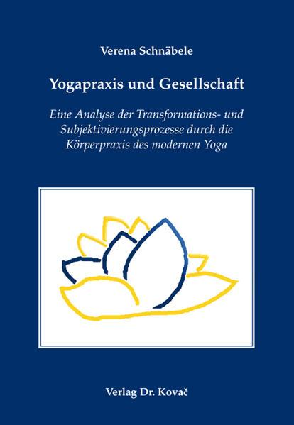 Yogapraxis und Gesellschaft - Coverbild